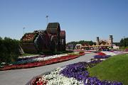 Устройство цветников Москва