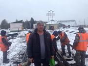 Обслуживание железнодорожных, подкрановых путей Красноярск
