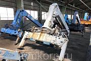 Кран манипулятор Maeda Crane MC-373 КМУ грузопод 3 тн стрела 3 вылетадлиной 8 мцвет белый простые  Москва