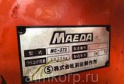 Кран манипулятор Maeda Crane MC-373 КМУ грузопод 3 тн стрела 3 вылетадлиной 8 мцвет красный просты Москва