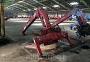 Кран манипулятор Maeda Crane MC-373 Neox 37 КМУ грузоп 3 тн стрела 3 вылетадлиной 8 м.красный прос Москва