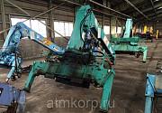 Кран манипулятор Maeda Crane MC-373 Neox 37 КМУ грузоп 3 тн стрела 3 вылетадлиной 8 мзеленый прост Москва