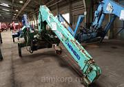 Кран манипулятор Nansei Crane PC-293 XAK-C КМУ грузопод 3 тн стрела 3 вылетадлиной 8 мпростые лапы Москва