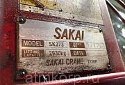 Кран манипулятор Sakai Crane SK-373 КМУ грузоп 3 тн стрела 3 вылетадлиной 8 мцвет красный простые  Москва