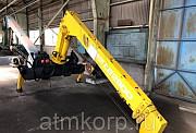 Кран манипулятор ShinMaywa Crane CB29-15 SP гв 2002 КМУ грузоп 3 тн стрела 3 вылетадлиной 8 мпрост Москва