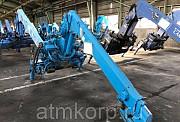 Кран манипулятор Unic Crane 293 гв 1991 КМУ грузопод 3 тн стрела 3 вылетадлиной 8 мпростые опоры Москва