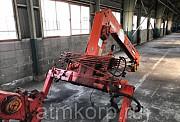 Кран манипулятор Unic Crane V turbo гв 1991 КМУ грузопод 3 тн стрела 4 вылетадлиной 10 мпростые ау Москва