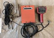 Радио пульт для КМУ с приемником б\у Комплект приемопередатчика радиоуправления марка Unicмодель RC Москва