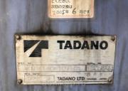 Кран манипулятор Tadano Cargo Crane ZR304 гв 2002 КМУ грузоподъемность 3 тн стрела 4 вылетадлина ст Москва