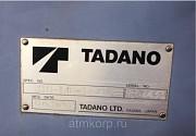 Кран манипулятор Tadano Cargo Crane ZR304 гв 2003 КМУ груз 3 тн стрела 4 вылетадлиной 10 м простые  Москва