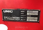 Кран манипулятор Unic Crane URV374 гв 2001 КМУ груз 3 тн стрела 4 вылетадлиной 10 м простые опоры Москва