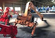 Кран манипулятор Unic Crane URA294 гв 1994 КМУ груз 3 тн стрела 4 вылетадлиной 10 мпростые аутриге Москва