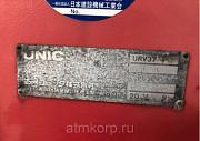 Кран манипулятор Unic Crane URV374 гв 2001 КМУ грузоподъем 3 тн стрела 4 вылетадлина 10 мпростые а Москва