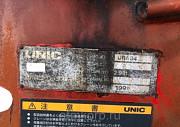 Кран манипулятор Unic URA344 гв 1995 КМУ грузоподъемность 3 тн стрела 4 вылетадлина стрелы 10 мпро Москва