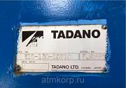 Кран манипулятор Tadano Crane TM-ZF304 КМУ грузоподъем 3 тн стрела 4 вылетадлиной 10 мпростые опор Москва