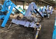 Кран манипулятор Tadano Crane ZR304 Cargo гв 2000 КМУ грузопод 3 тн стрела 4 вылетадлиной 10 мпрос Москва