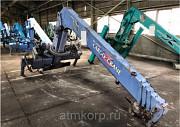 Кран манипулятор Tadano Crane ZR304 Cargo гв 2001 КМУ грузопод 3 тн стрела 4 вылетадлиной 10 мпрос Москва
