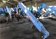 Кран манипулятор Tadano ZR304 Cargo Crane КМУ грузопод 3 тн стрела 4 вылетадлиной 10 м простые опор Москва