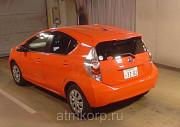 Автомобиль хэтчбек гибрид TOYOTA AQUA пробег 57 тыс.км Москва