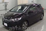 Хэтчбек гибрид HONDA FIT HYBRID кузов GP5 модификация Hybrid S Package 2013 пробег 75 тыс км Кристал Москва