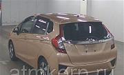 Хэтчбек гибрид HONDA FIT HYBRID кузов GP5 модификация Hybrid L Package гв 2014 пробег 106 т.км золот Москва