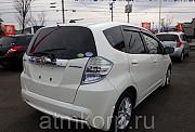 Хэтчбек гибрид HONDA FIT HYBRID кузов GP1 модификация Hybrid Navi Premium 2011 пробег 37 т.км белый  Москва