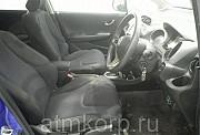 Хэтчбек гибрид HONDA FIT HYBRID кузов GP1 модификация Hybrid год выпуска 2011 пробег 154 т.км синий Москва