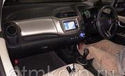 Хэтчбек гибрид HONDA FIT HYBRID кузов GP1 модификация Hybrid XH ION гв 2012 пробег 85 т.км темно-кра Москва