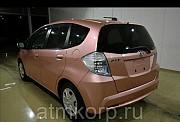 Хэтчбек гибрид HONDA FIT HYBRID кузов GP1 модификация Hybrid год выпуска 2012 пробег 76 т.км розовый Москва