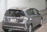 Хэтчбек гибрид HONDA FIT HYBRID кузов GP1 модификация Hybrid XH Selection Fine Style 2013 пробег 105 Москва