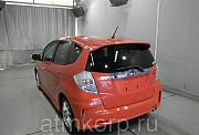 Хэтчбек гибрид HONDA FIT HYBRID кузов GP4 модификация Hybrid RS гв 2012 пробег 43 т.км оранжевый Москва