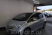 Хэтчбек гибрид HONDA FIT HYBRID кузов GP4 модификация Hybrid RS гв 2012 пробег 110 т.км серебристый Москва