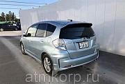 Хэтчбек гибрид HONDA FIT HYBRID кузов GP4 модификация Hybrid RS гв 2012 пробег 89 т.км синий Москва