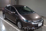 Хэтчбек гибрид HONDA INSIGHT кузов лифтбек ZE2 модификация L гв 2011 пробег 56 т.км темно-серый Москва