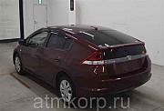 Хэтчбек гибрид HONDA INSIGHT кузов лифтбек ZE2 модификация G гв 2012 пробег 19 т.км винный Москва