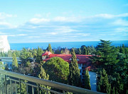 Квартира в Крыму на ЮБК Алушта Партенит. 3 комн. 120 м2 Алушта