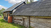 Крепкий чистый домик с баней и со всей мебелью в тихой уютной деревушке Дедовичи