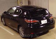 Хэтчбек гибридный класса компакт - премиум LEXUS CT 200 H ZWA10 Москва