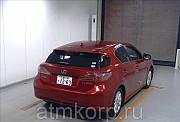 Хэтчбек гибридный класса компакт-премиум LEXUS CT 200 H год выпуска 2012 Москва