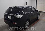 Кроссовер гибрид 3 поколение MITSUBISHI OUTLANDER PHEV кузов GG2W гв 2013 4WD пробег 89 т.км черный Москва