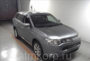 Кроссовер гибрид 3 поколение MITSUBISHI OUTLANDER PHEV кузов GG2W г 2013 4WD пробег 116т.км пистолет Москва