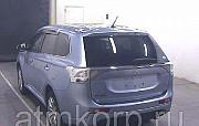 Кроссовер гибрид 3 поколение MITSUBISHI OUTLANDER PHEV кузов GG2W гв 2014 4WD пробег 148 т.км синий Москва