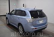 Кроссовер гибрид 3 поколение рестайлинг MITSUBISHI OUTLANDER PHEV гв 2014 4WD пробег 89 т.км светло- Москва