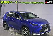 Автомобиль кроссовер гибрид LEXUS  NX300h Москва