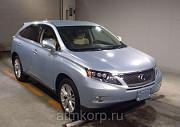 Автомобиль кроссовер гибрид LEXUS  RX450h год выпуска 2011 Москва