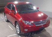Автомобиль кроссовер гибрид LEXUS  RX450HL Москва
