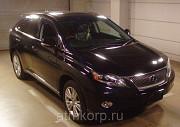 Автомобиль кроссовер гибрид LEXUS  RX450HL год выпуска 2012 Москва