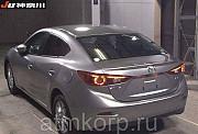 Седан гибридный среднего класса MAZDA AXELA кузов BYEFP 3 поколение пробег 75 тыс км цвет пистолетны Москва