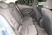 Седан гибридный среднего класса MAZDA AXELA кузов BYEFP 3 поколение пробег 114 тыс км цвет синий Москва