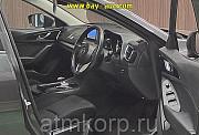 Седан гибридный среднего класса MAZDA AXELA кузов BYEFP 3 поколение пробег 71 тыс км цвет темно-серы Москва